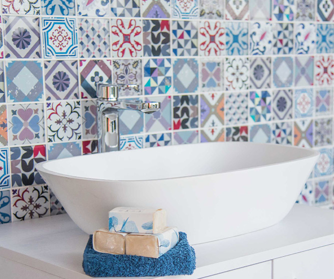 Tile Africa Wall Tiles Image