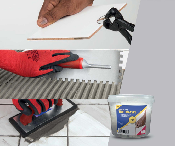 Tile Africa TOOLS AND SPACERS